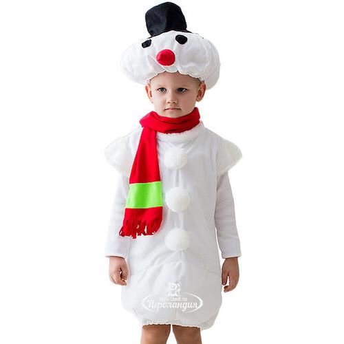 Сделать костюм снеговика в домашних условиях