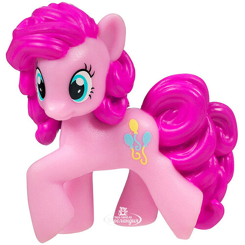 Пони Пинки Пай, 5 см, My Little Pony Hasbro