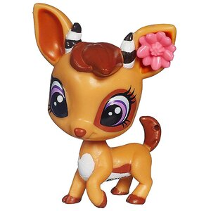 Зверюшка Антилопа, Littlest Pet Shop, 5 см