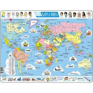 Пазлы карты мира играть играть i в карты сто к одному