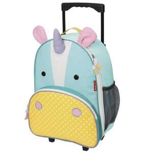 c665f2015056 Детский чемодан на колесиках Единорог Эврика, 32*46 см, Skip Hop ...